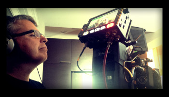 Cinematographer Ted Parkes